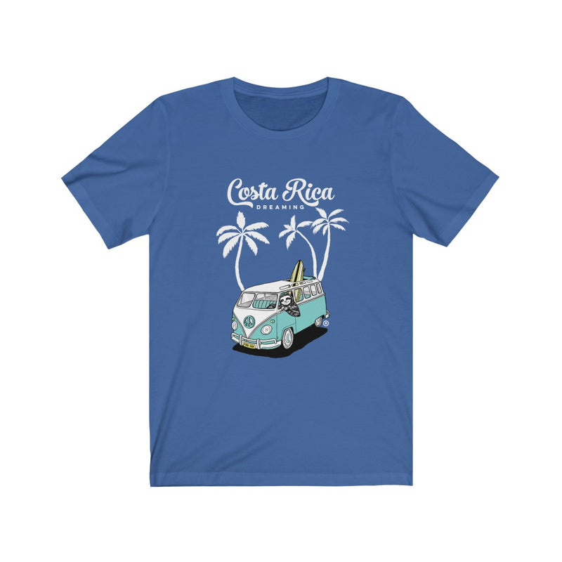 Costa Rica Dreaming Short Sleeve Tee