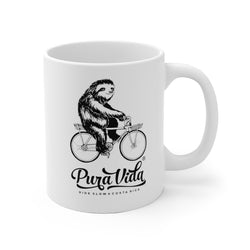 Ride Slow Ceramic Mug