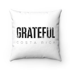 Grateful Pillow with Insert