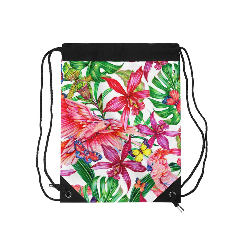 Nama stay in Costa Rica Drawstring Bag