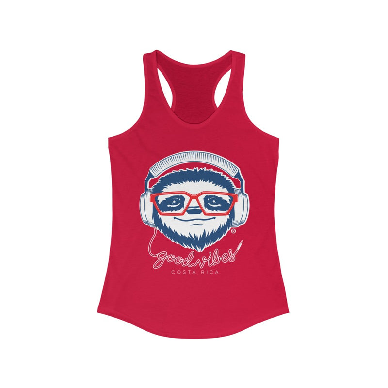 Good Vibes Women's Racerback Tank