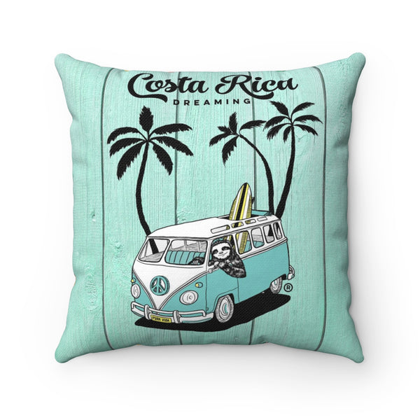 Costa Rica Dreaming Pillow - Cover Only
