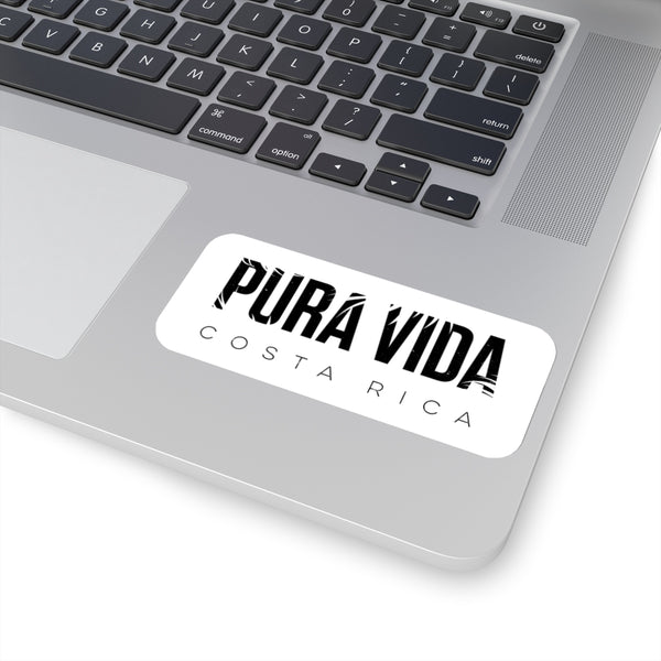 Pura Vida Die Cut Sticker