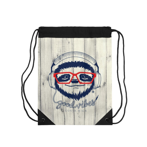 Good Vibes Drawstring Bag