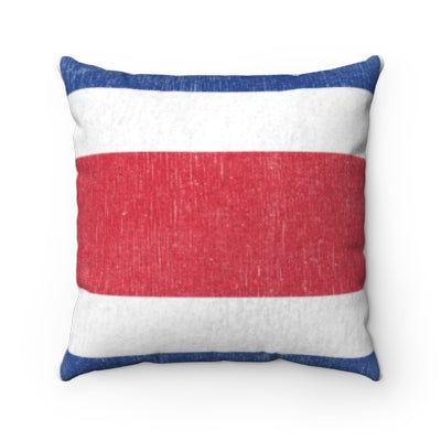 Costa Rica Sloth Pillow with Insert
