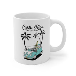 Costa Rica Dreaming Ceramic Mug