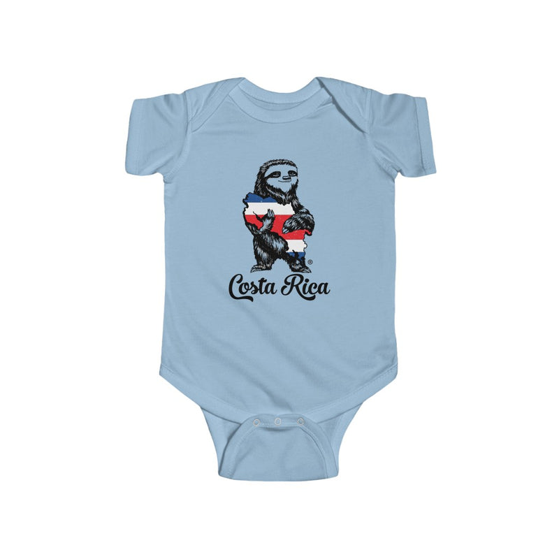 Costa Rica Sloth Onesie