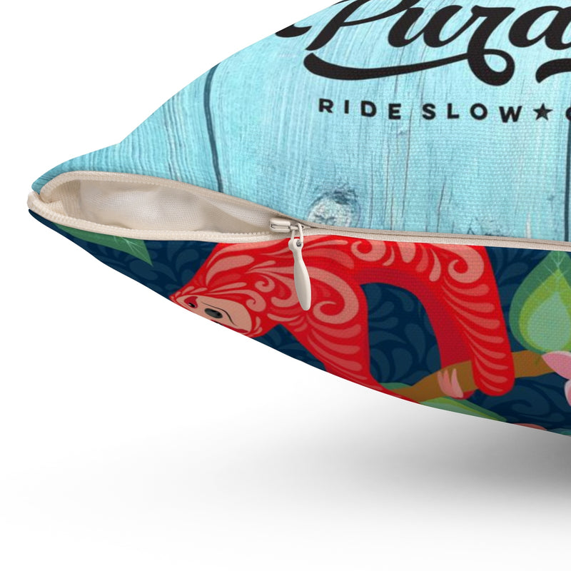Ride Slow Pillow- Cover Only