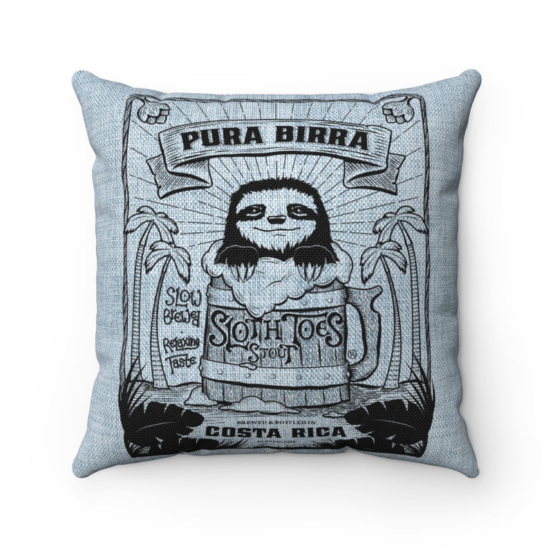 Pura Birra Pillow - Cover Only