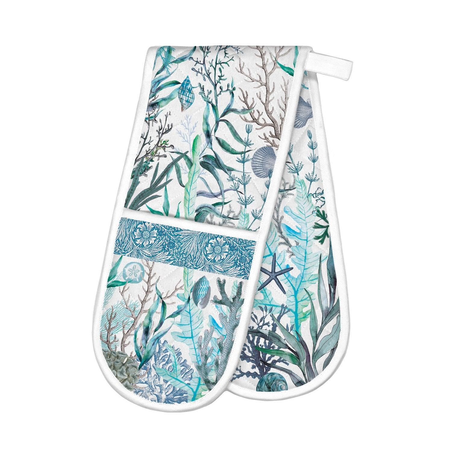 Ocean Tide Double Oven Glove