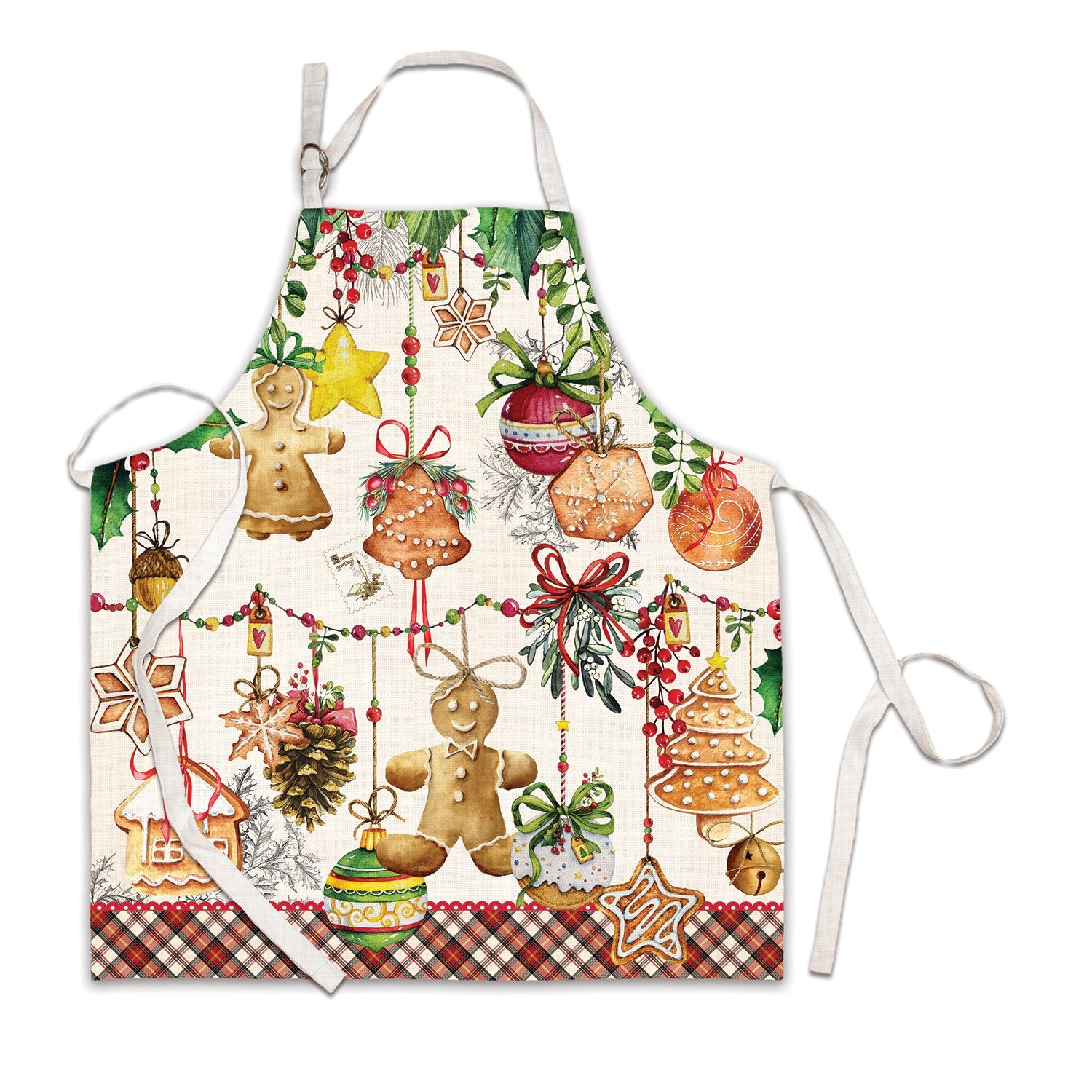 Holiday Treats Apron