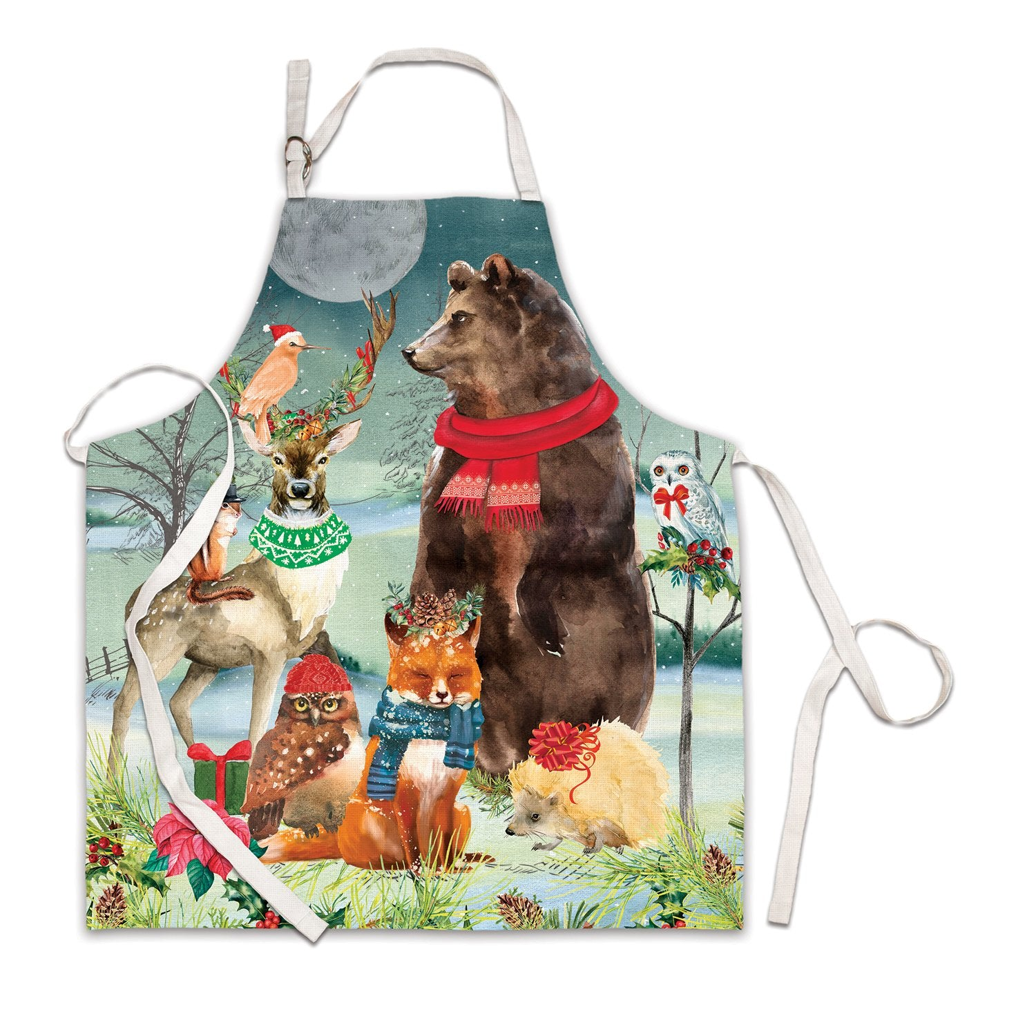 Christmas Party Apron