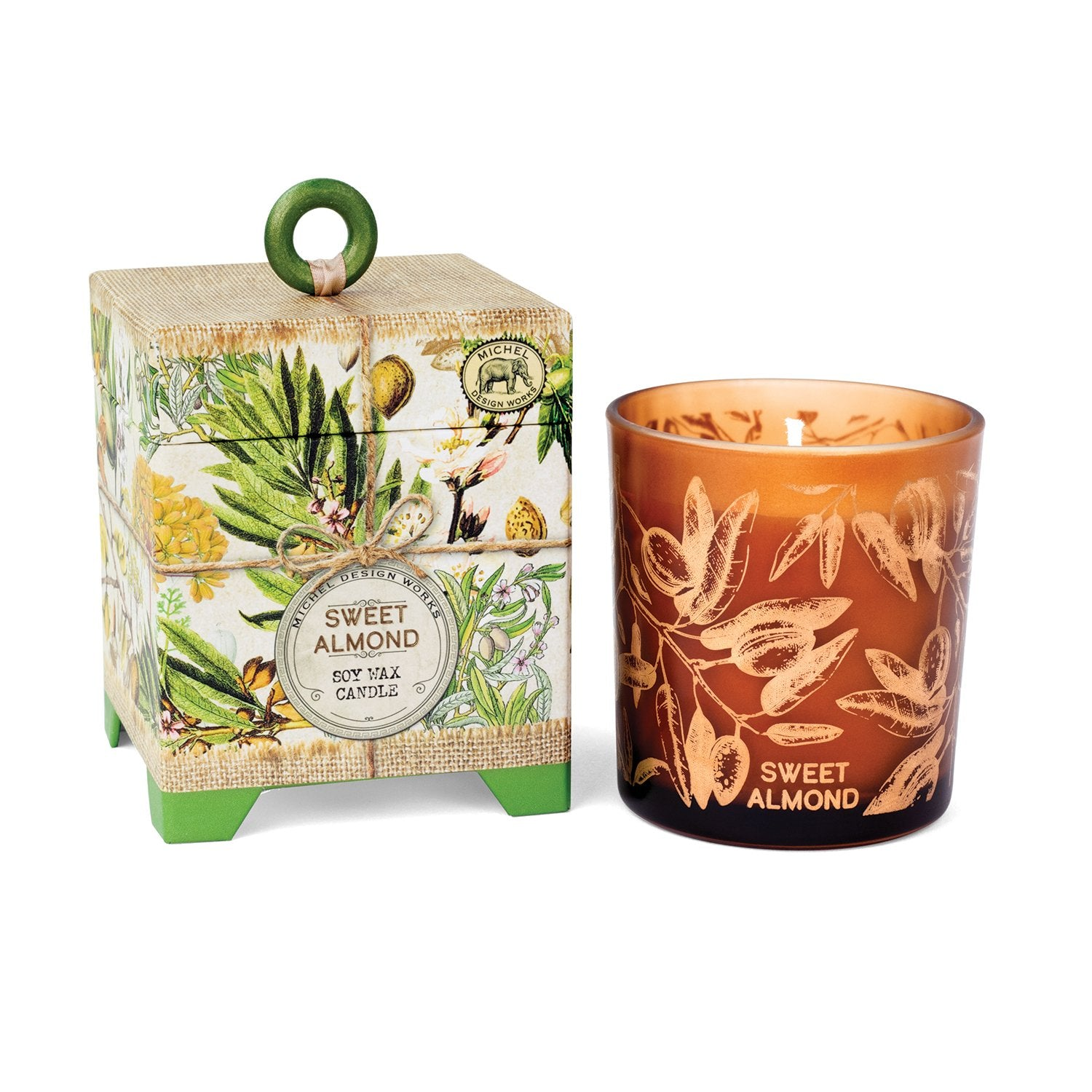 Sweet Almond 6.5 oz. Soy Wax Candle