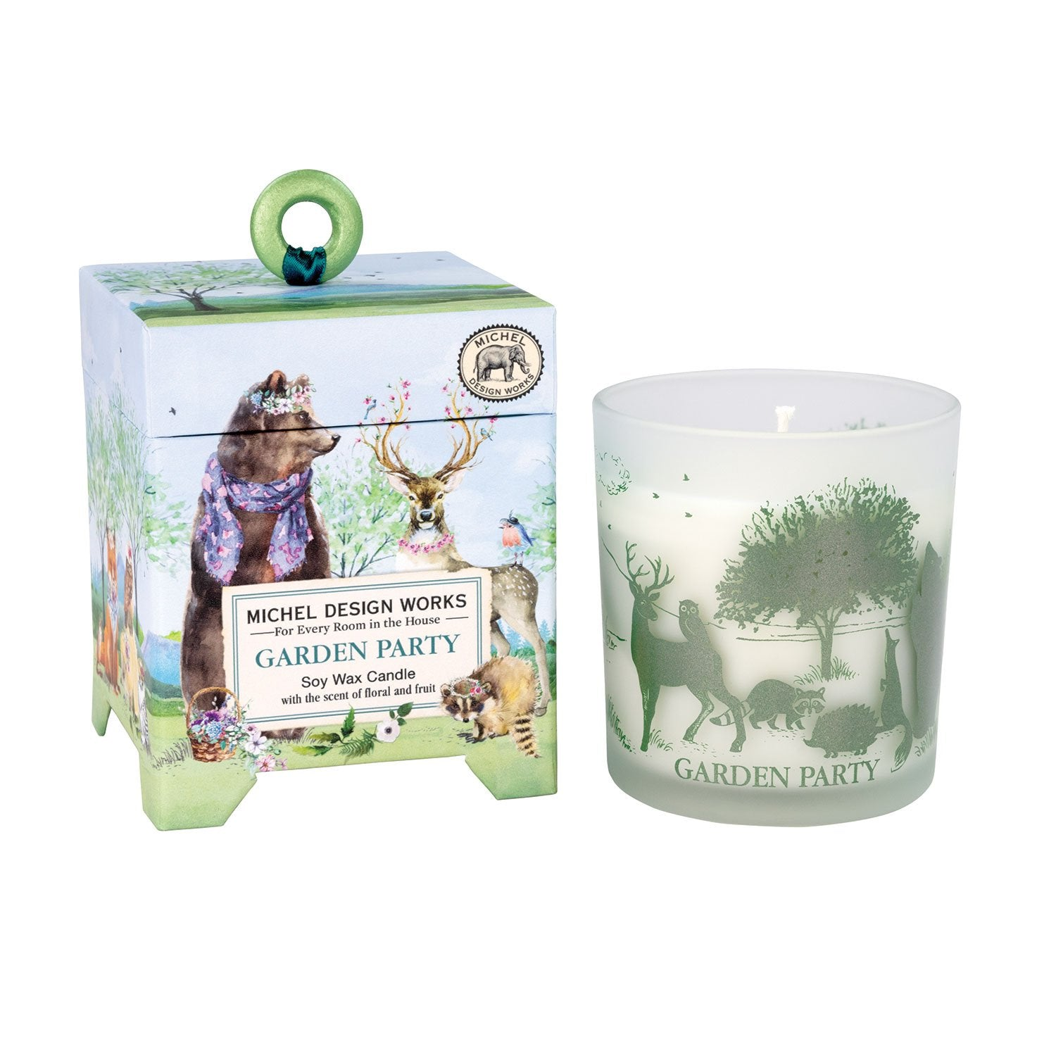 Garden Party 6.5 oz. Soy Wax Candle