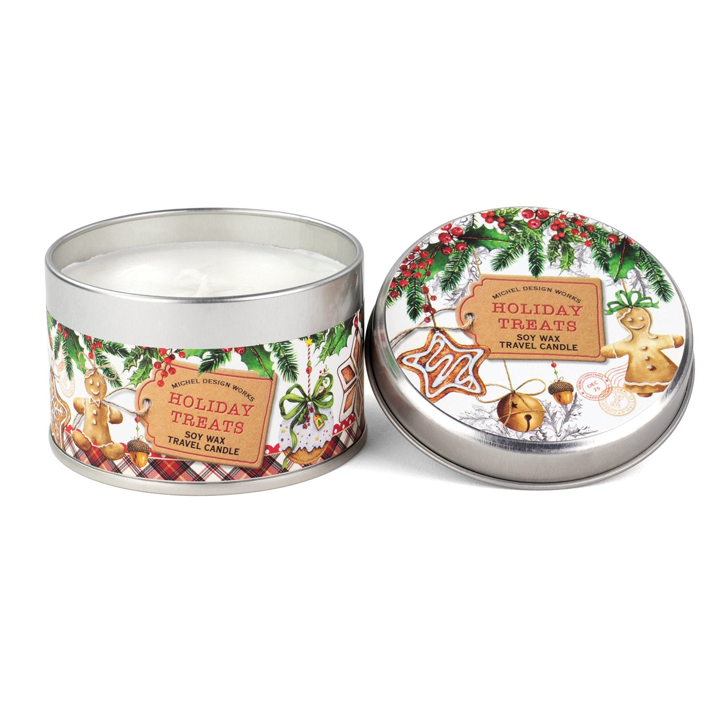 Holiday Treats Travel Candle