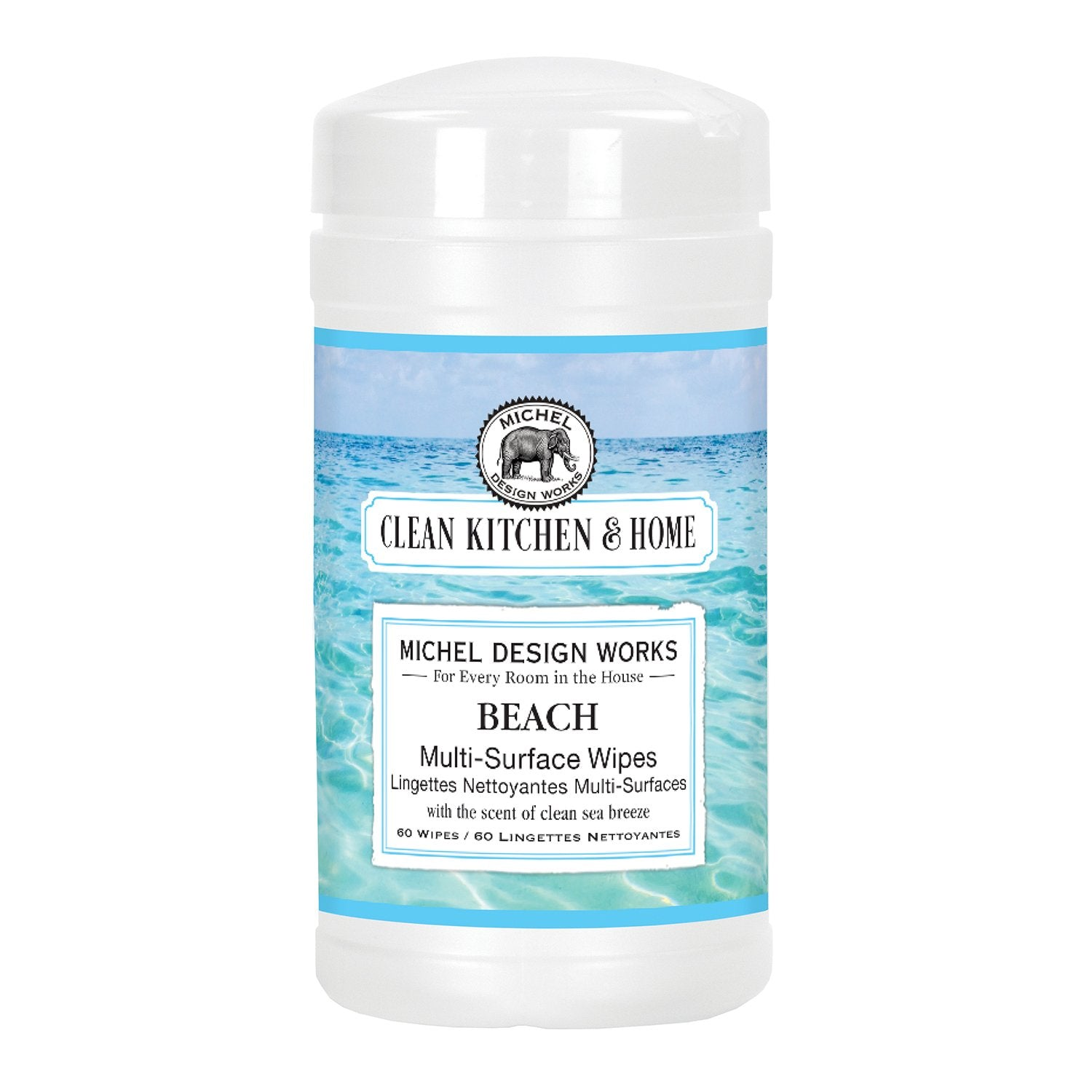 Beach Multi-Surface Wipes