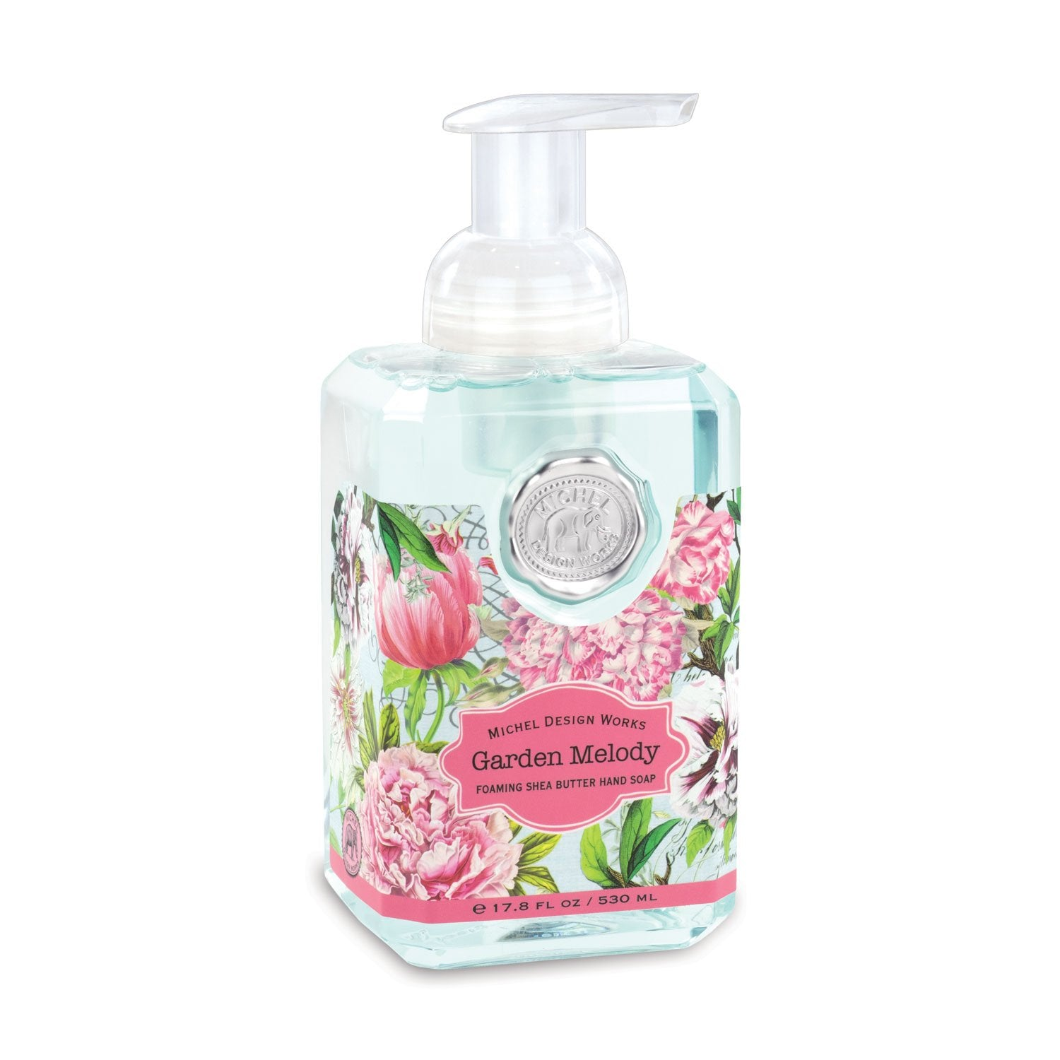 Garden Melody Foaming Soap