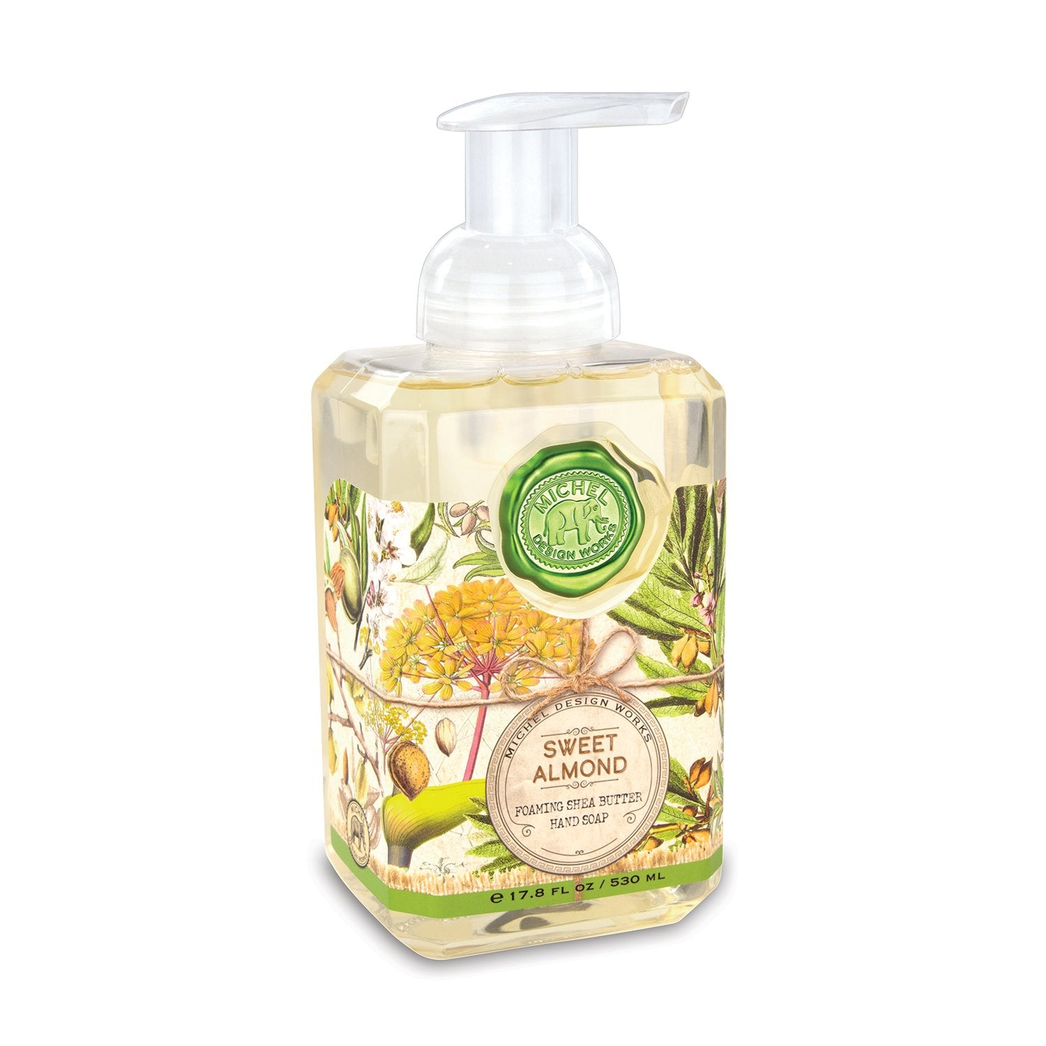 Sweet Almond Foaming Hand Soap