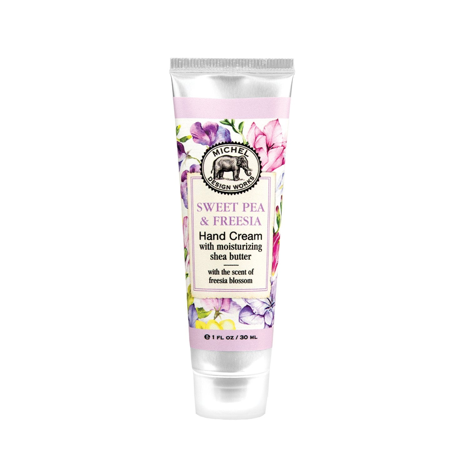 Sweet Pea & Freesia Hand Cream