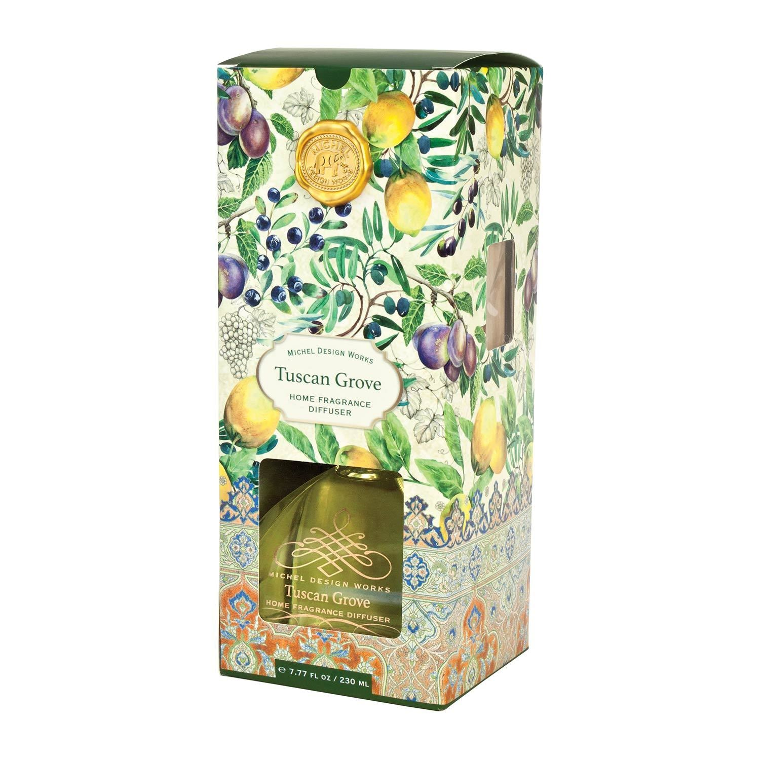 Tuscan Grove Home Fragrance Diffuser