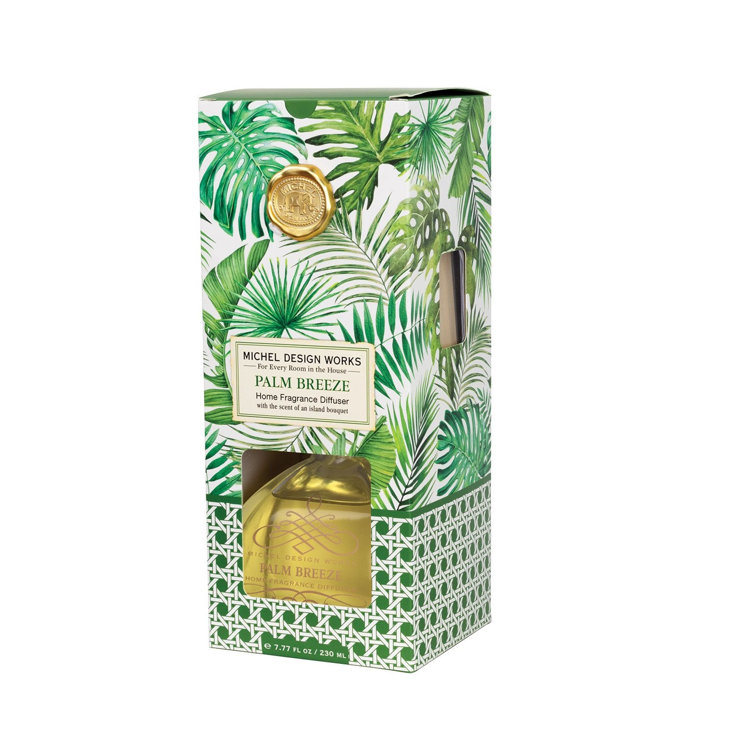 Palm Breeze Home Fragrance Diffuser