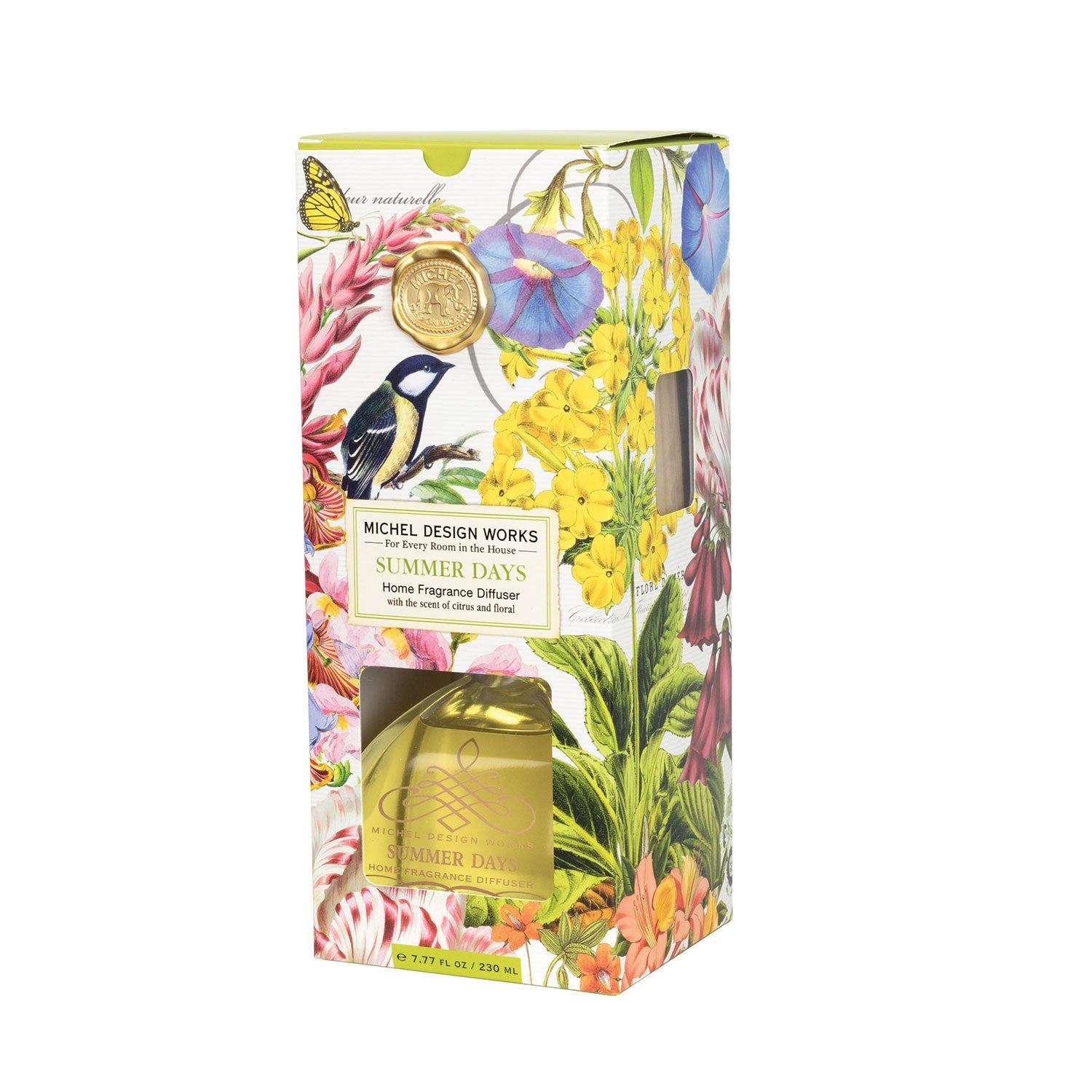 Summer Days Home Fragrance Diffuser