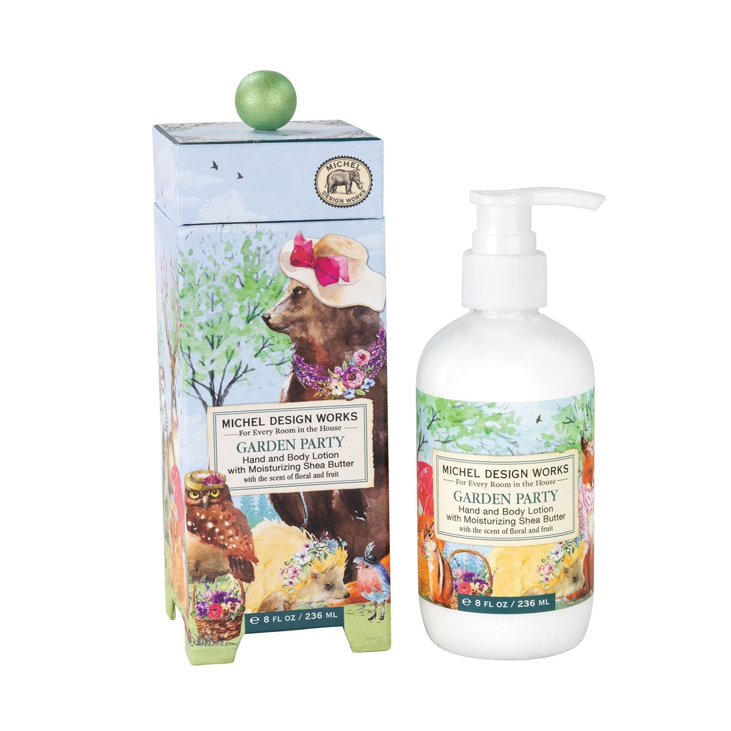 Garden Party Lotion