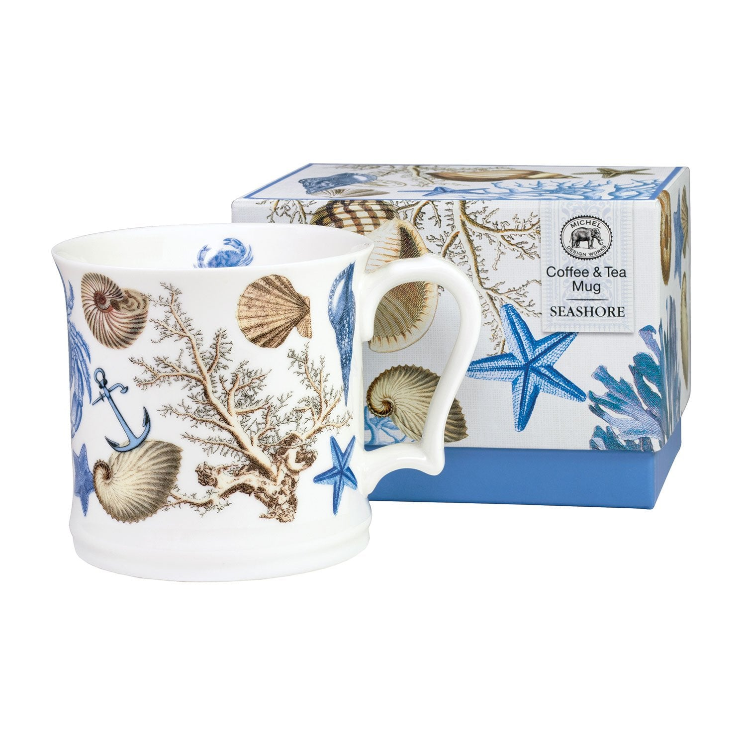 Seashore Coffee & Tea Mug