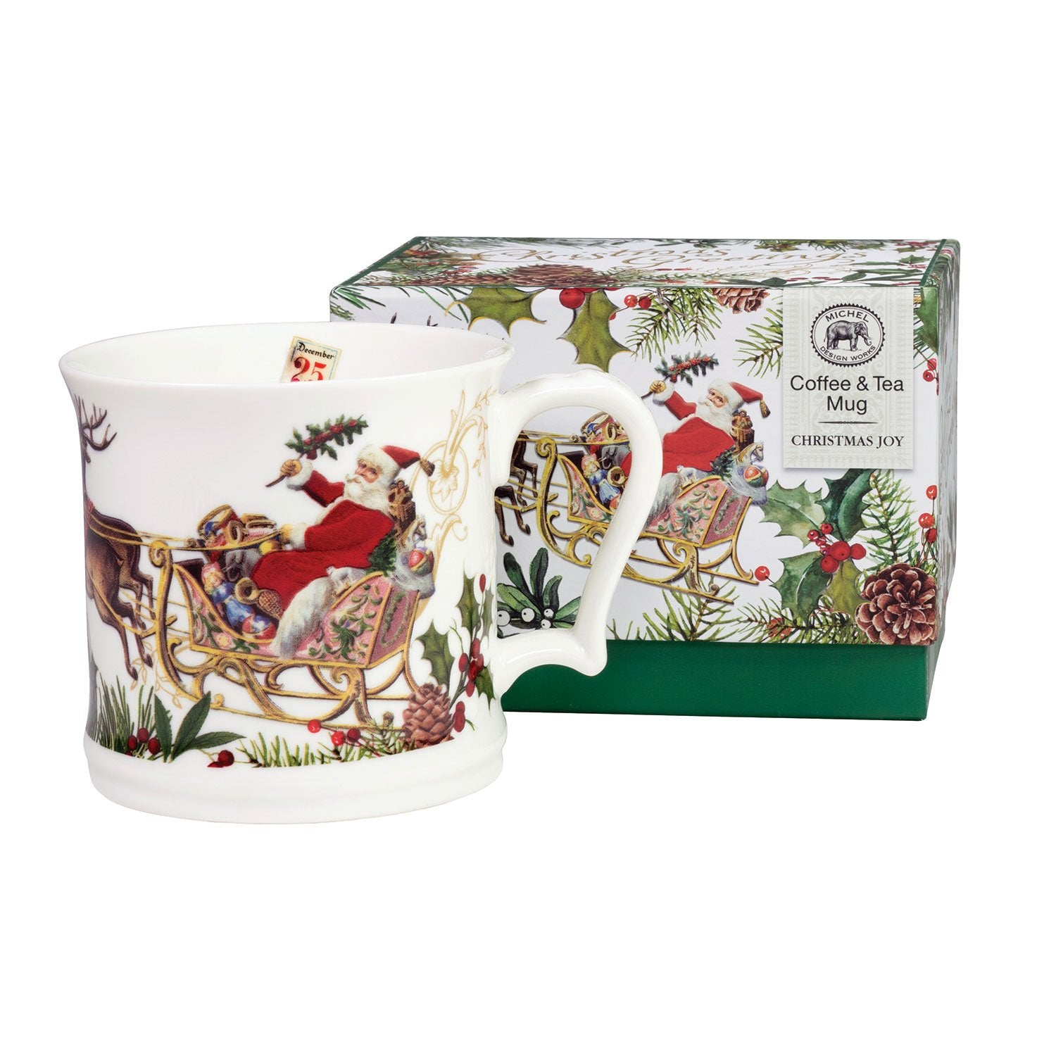 Christmas Joy Coffee & Tea Mug