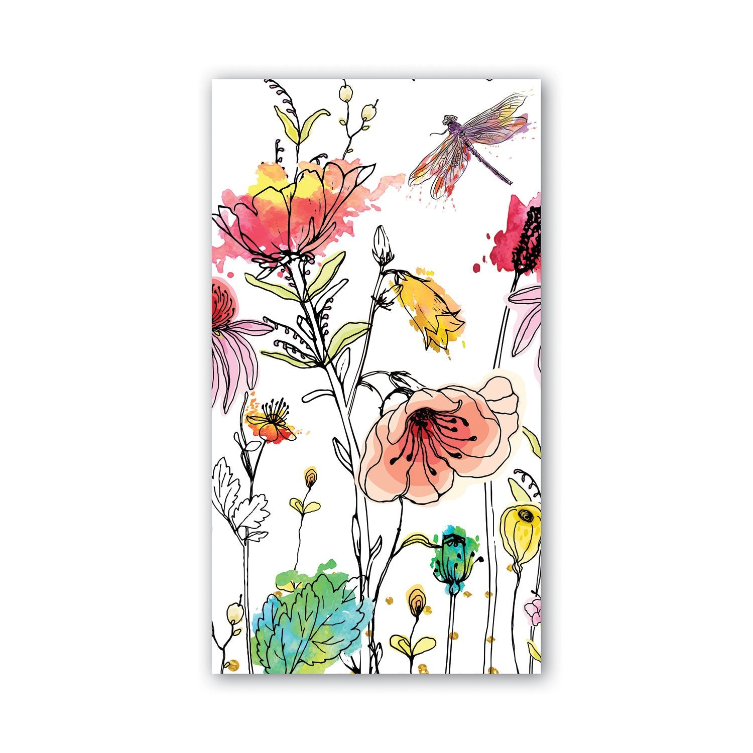 Posies Hostess Napkins