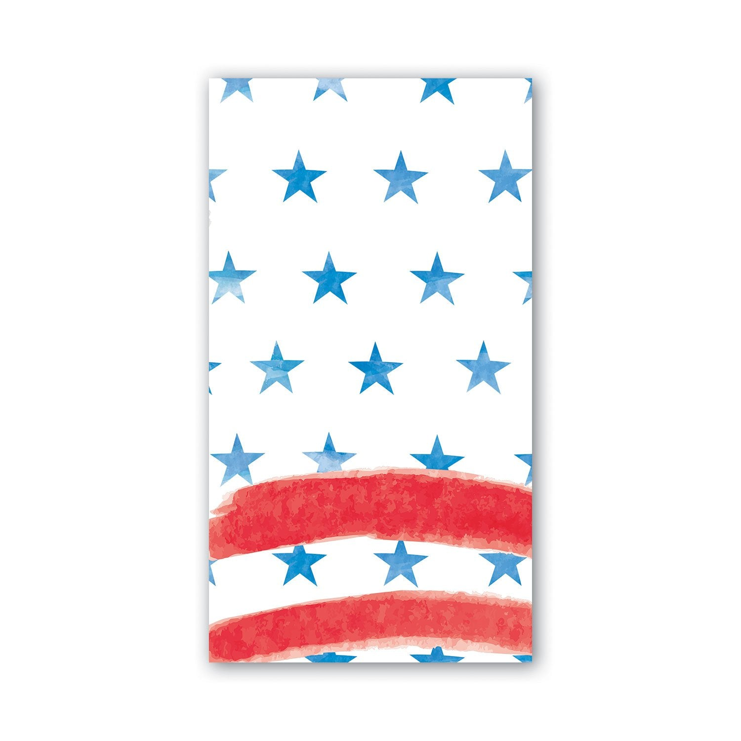 Red, White & Blue Hostess Napkins