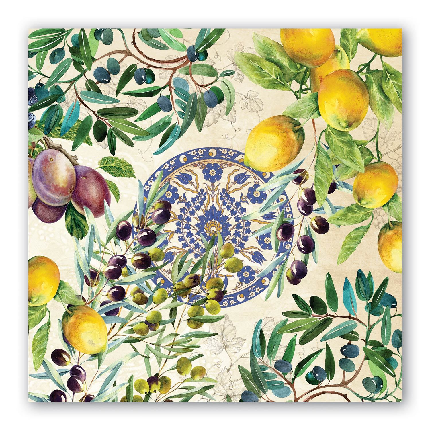 Tuscan Grove Luncheon Napkins