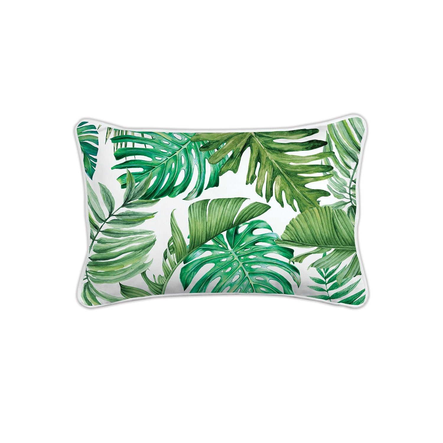 Palm Breeze Rectangular Pillow