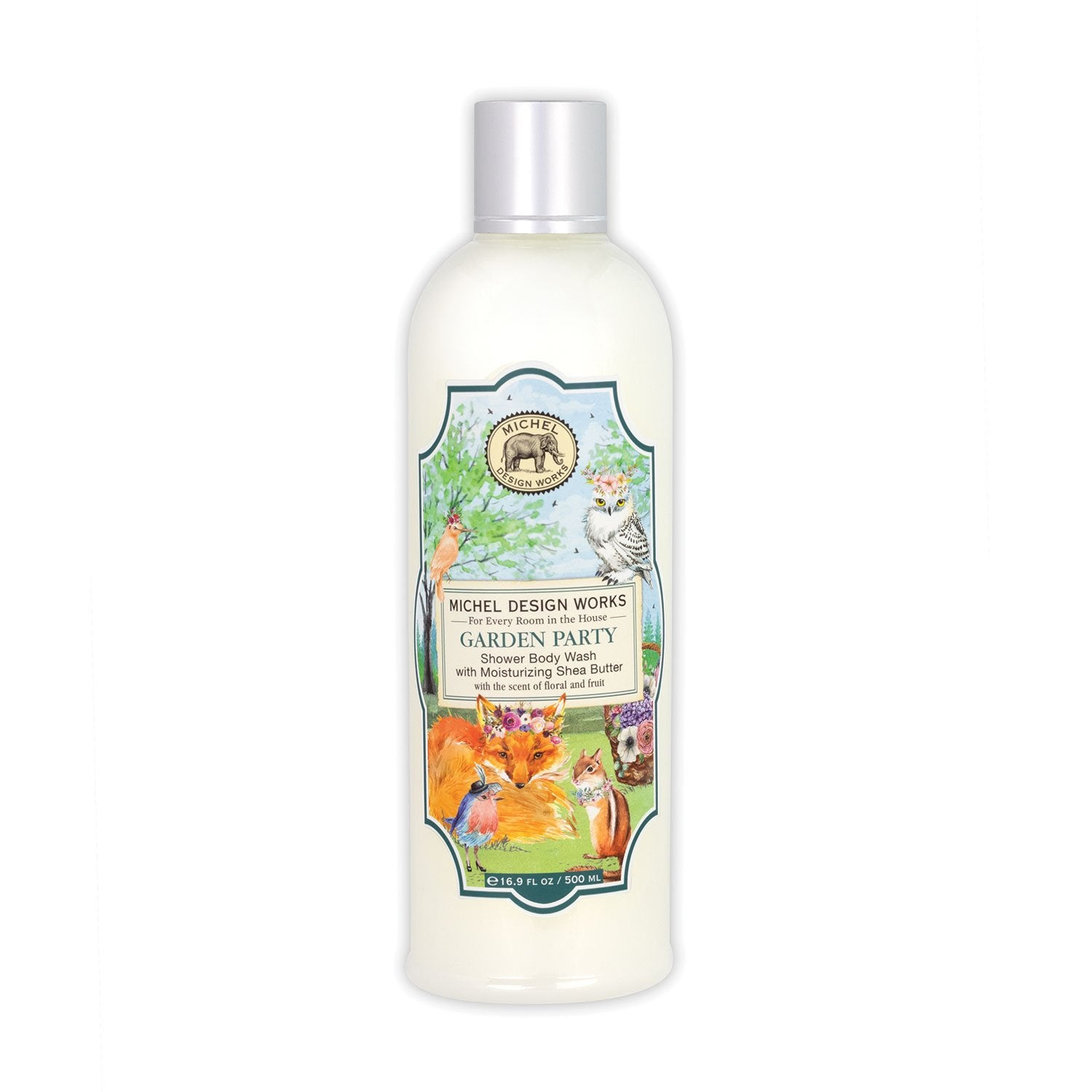 Garden Party Shower Body Wash