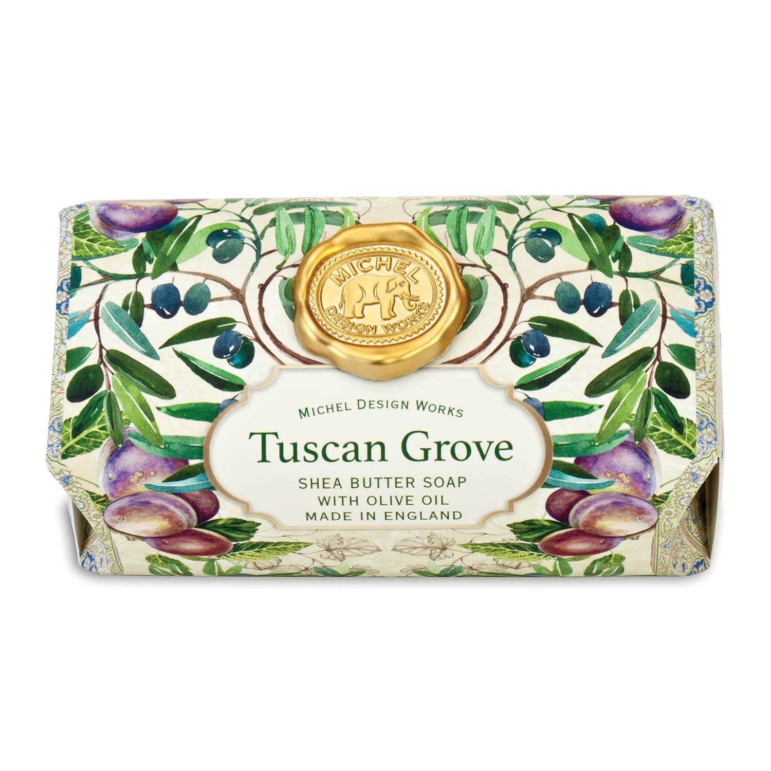 Tuscan Grove Large Bath Soap Bar