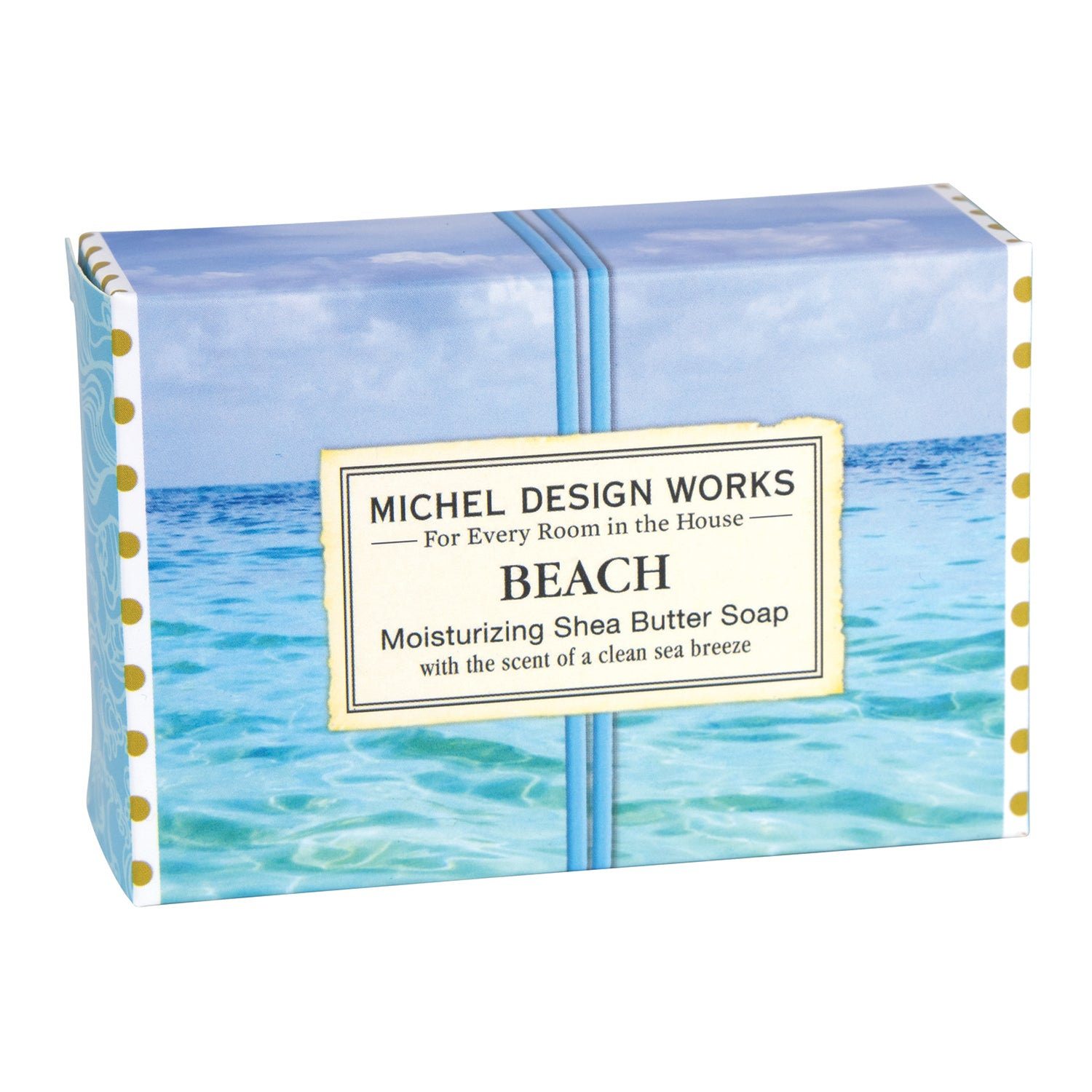 Beach Boxed Single Soap
