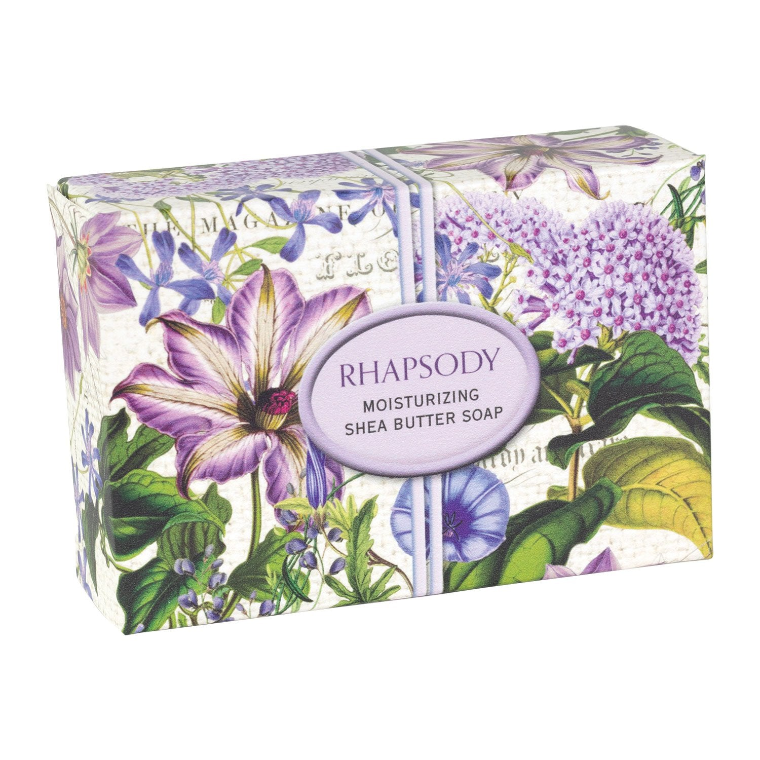 Rhapsody Boxed Single Soap
