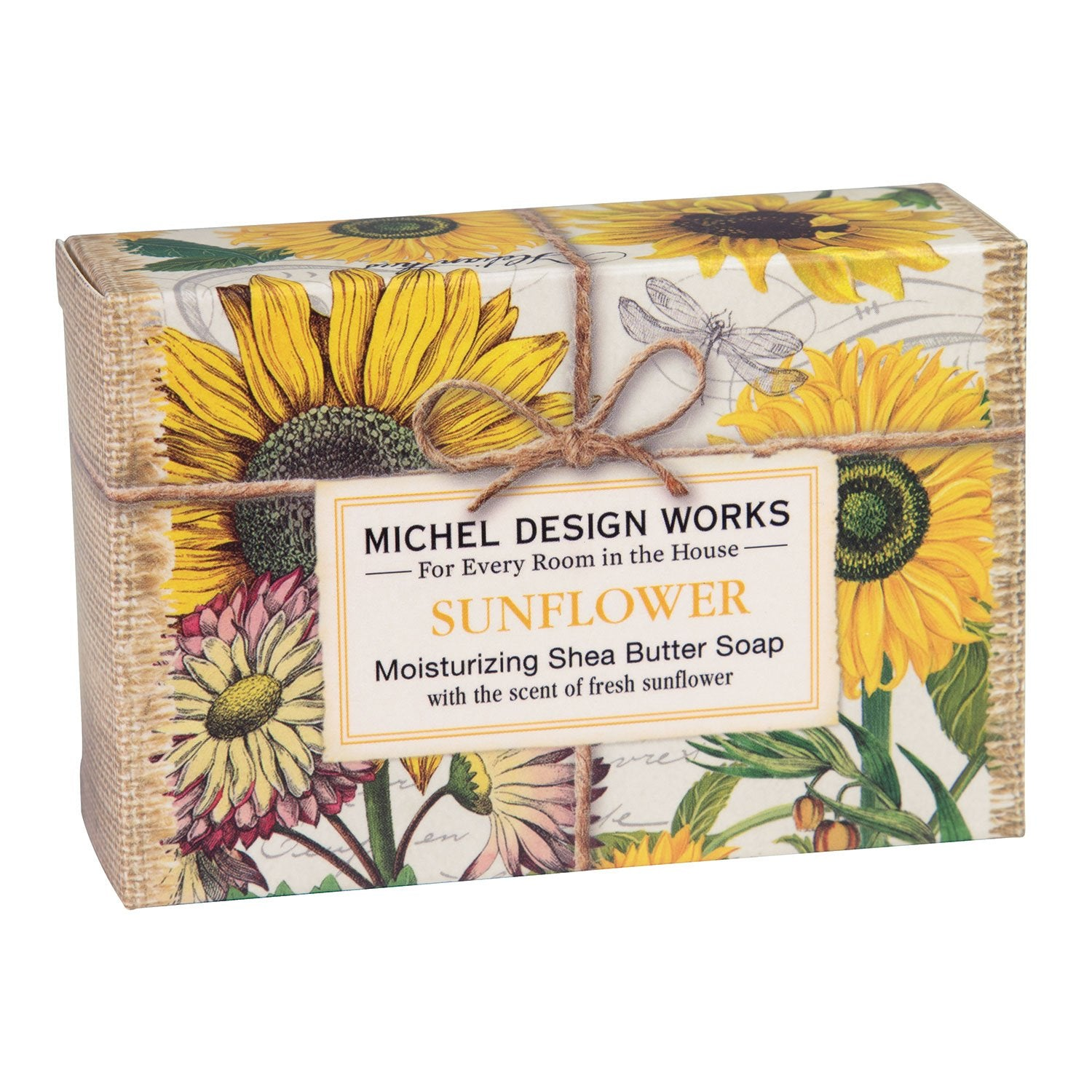 Sunflower 4.5 oz. Boxed Soap
