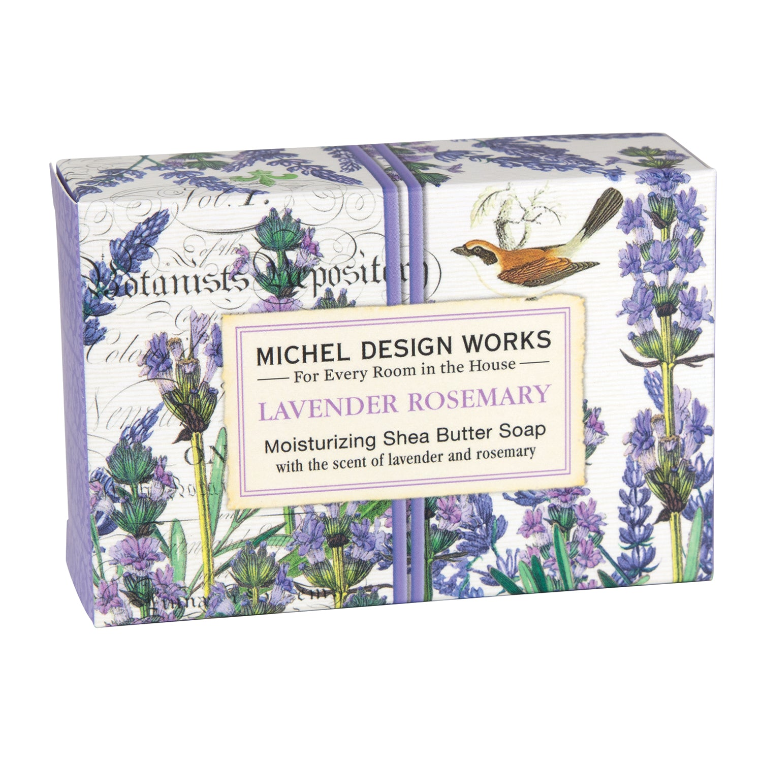 Lavender Rosemary Boxed Single Soap
