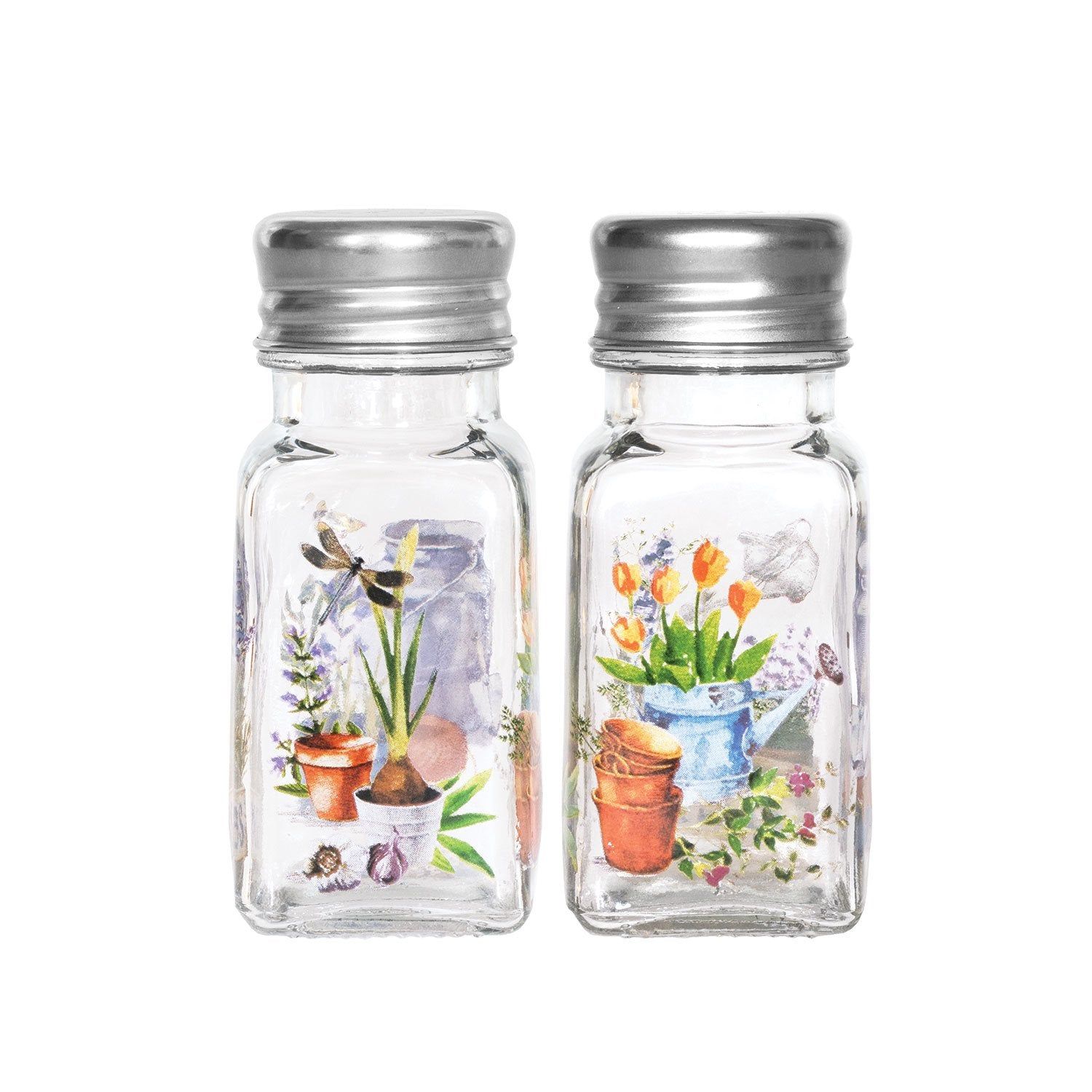 Country Life Salt and Pepper Set