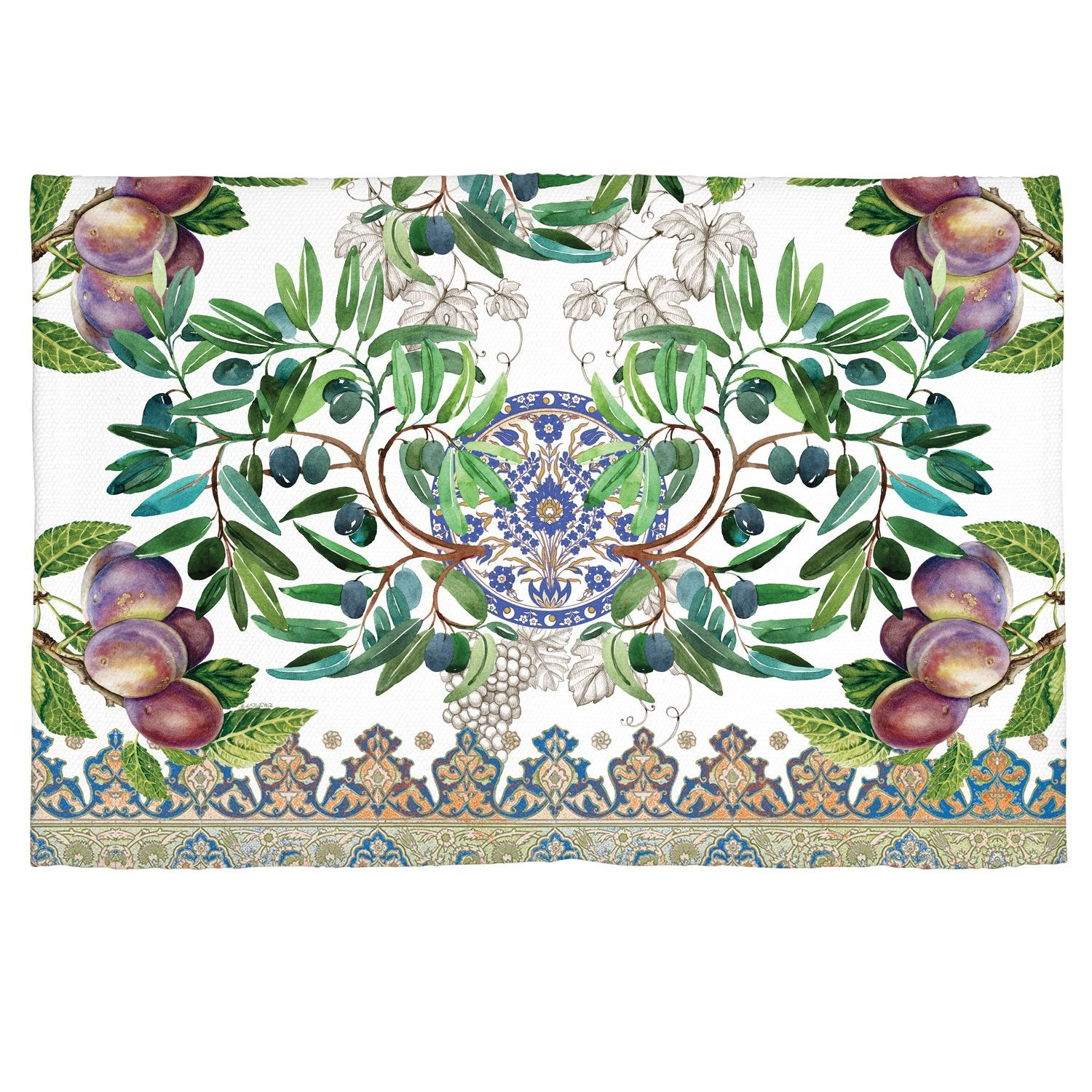 Tuscan Grove Scatter Rug