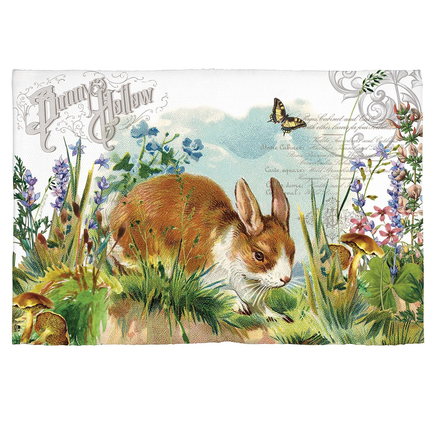 Bunny Hollow Scatter Rug