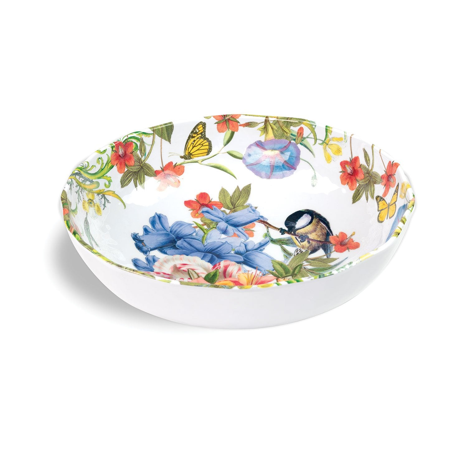 Summer Days Melamine Serveware Bistro Bowl