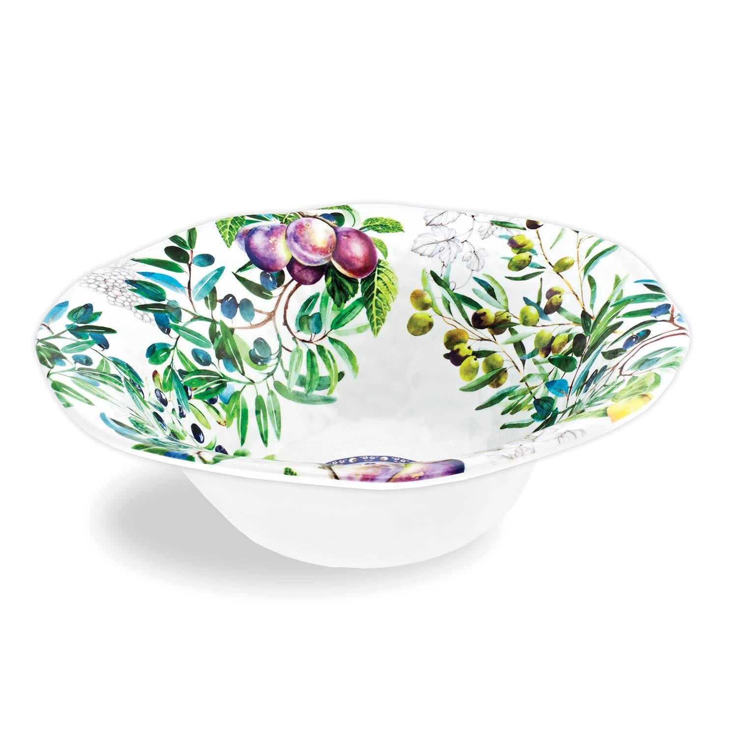Tuscan Grove Melamine Large Bowl