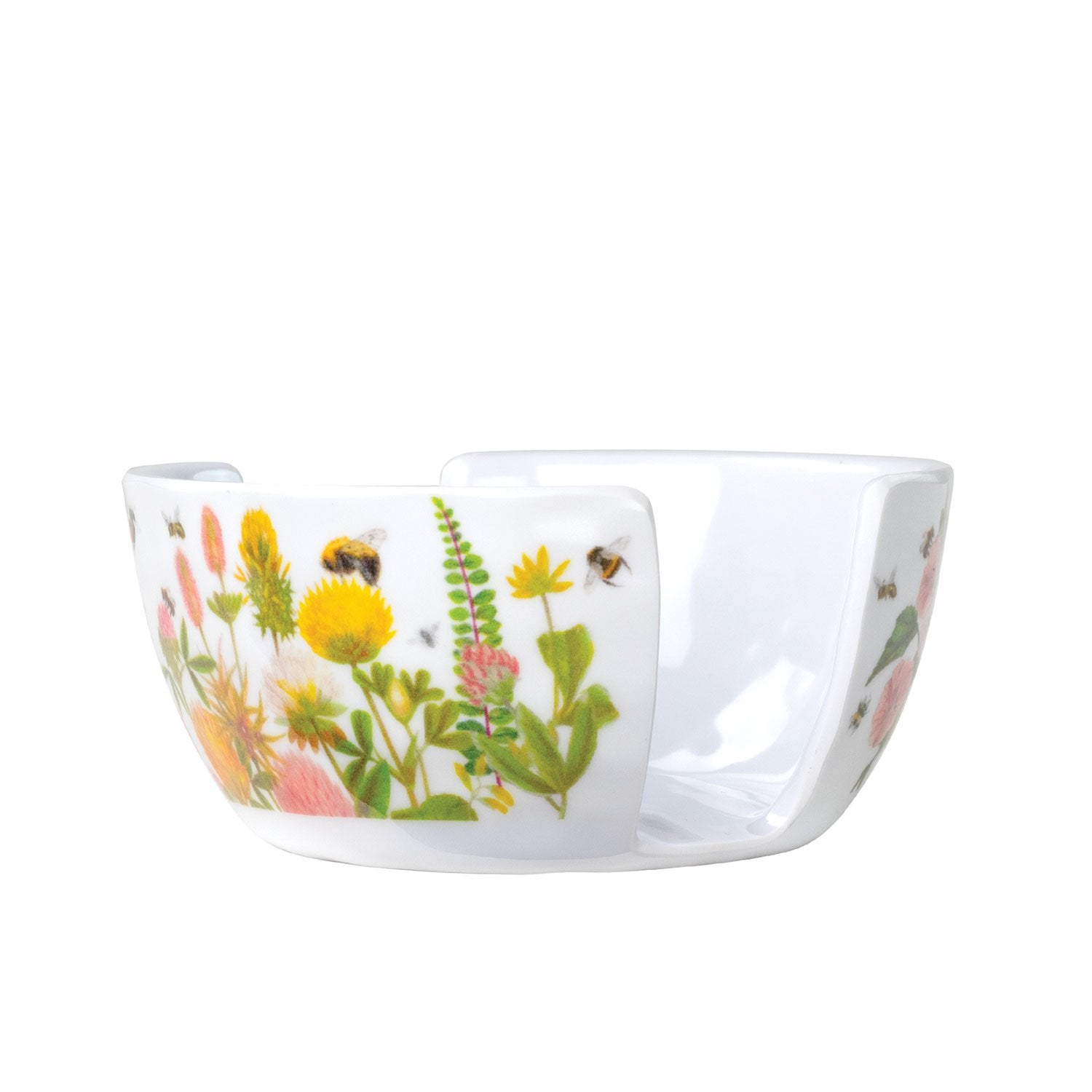 Honey & Clover Melamine Serveware Sponge Holder
