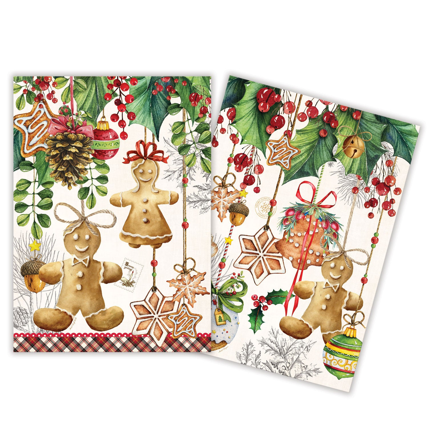 Holiday Treats Kitchen Towel