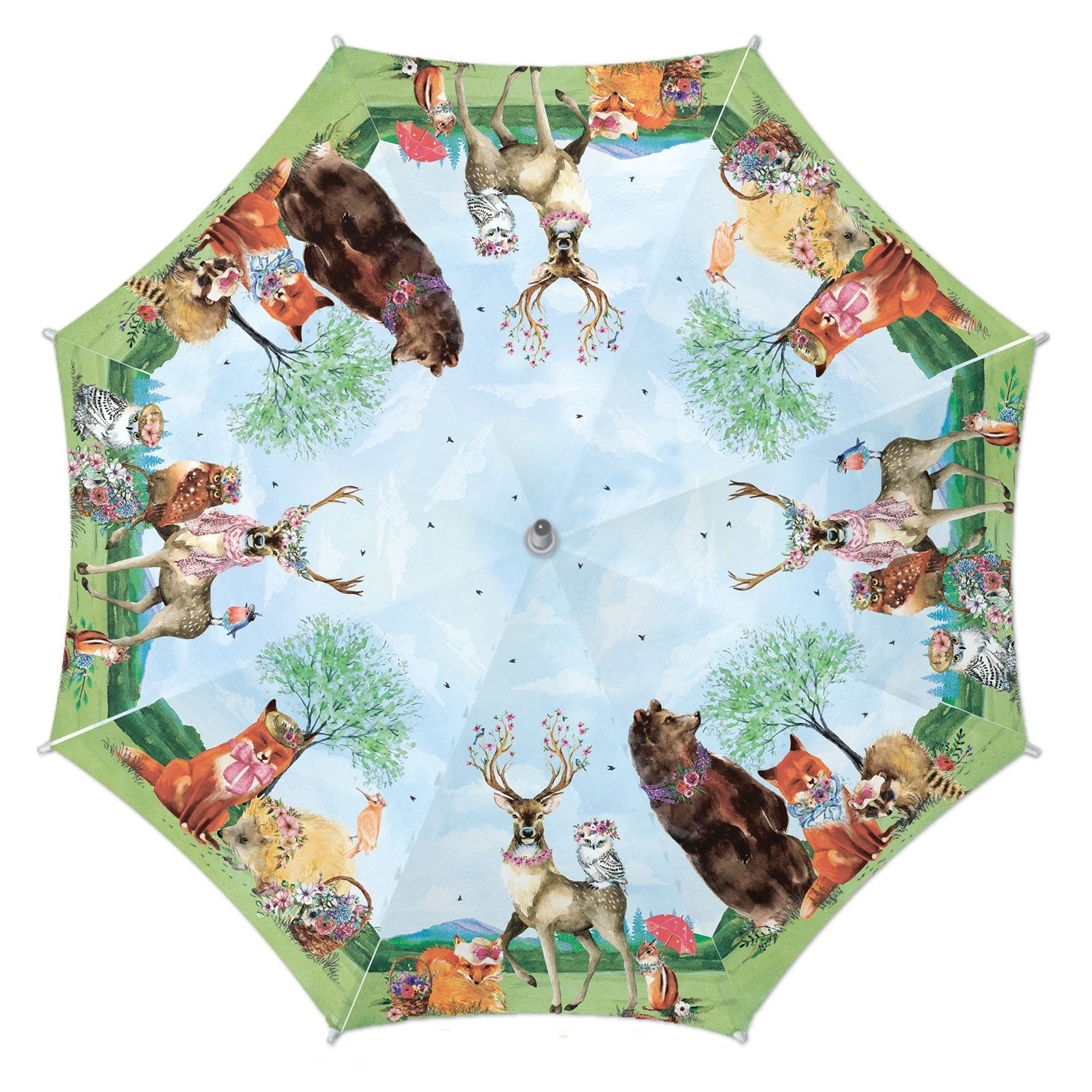 Garden Party Stick Umbrella