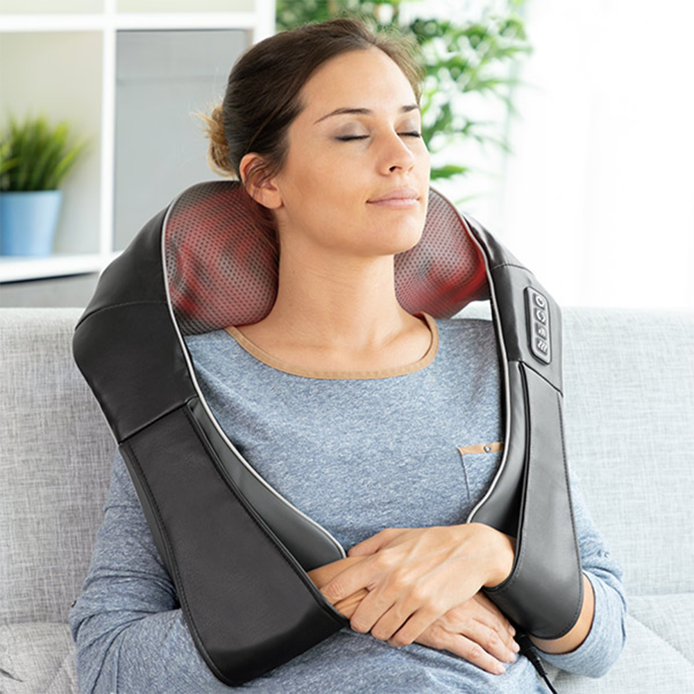 Maxwell Shiatsu Neck, Shoulder and Back Massager