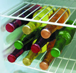 RakaStaka Beer Bottles - Space-Saving Beer Bottle Racks Ideal for in the Fridge (1 x Pack of 3) Supports 12+ Bottles  - As featured on Dragons' Den