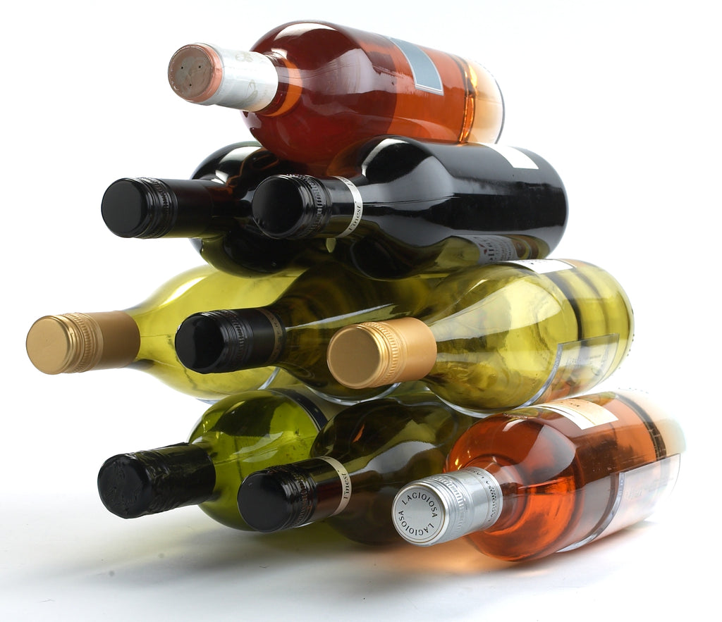 Wine Bottle Stacker